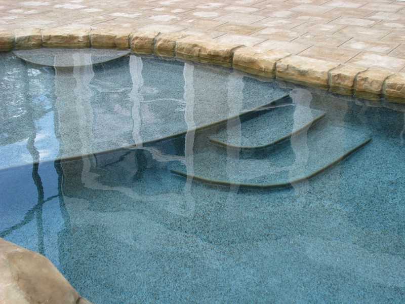 Sun Shelves Raszl Inc Palm Coast Pool And Spa Builders