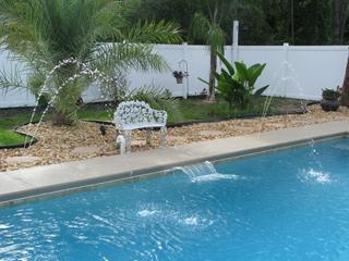 Deck Jets | Raszl Inc. - Palm Coast Pool and Spa Builders