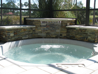 Concrete With Acrylic Raszl Inc Palm Coast Pool And