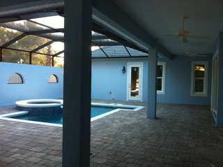 Palm Coast Pavers for Pools and Spas