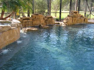 Ricorock For Waterfalls Raszl Inc Palm Coast Pool And